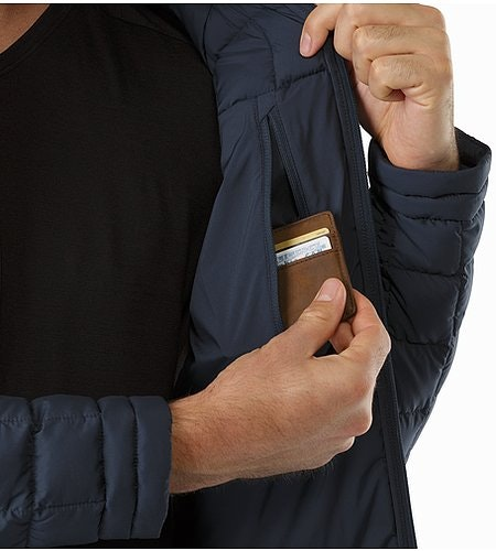 Rico Jacket Nighthawk Internal Pocket