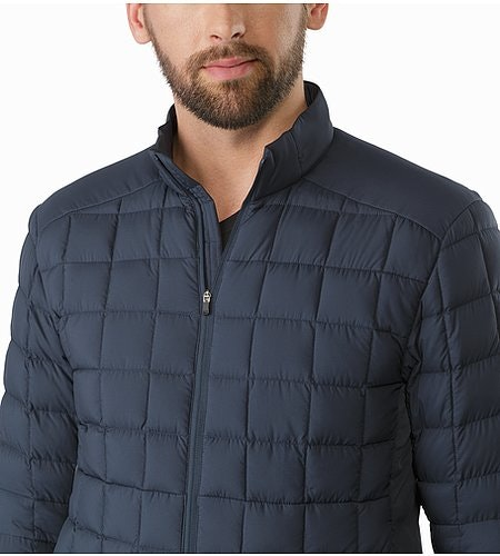 Rico Jacket Nighthawk Open Collar