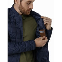 Rico Jacket Tui Internal Security Pocket