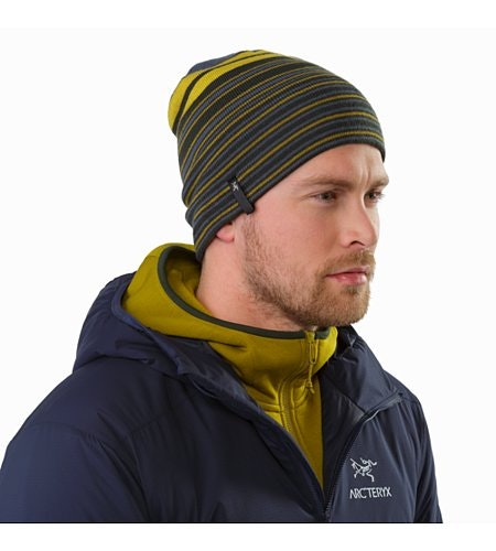 Rolling Stripe Toque Harmony Front View