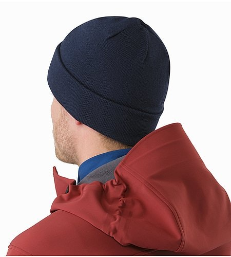 Rolling Word Toque Kingfisher Rooibos Back View