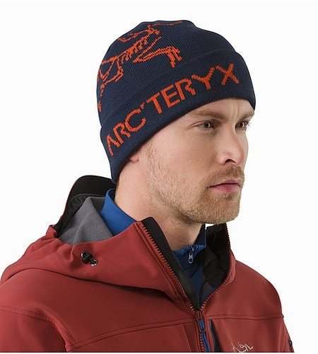 Rolling Word Toque Kingfisher Rooibos Front View