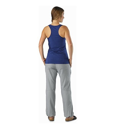 Roxen Pant Women's Smoke Back View