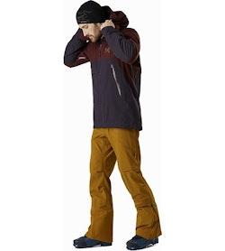 Rush FL Pant Yukon Outfit Side
