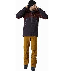 Rush FL Pant Yukon Outfit