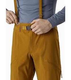 Rush FL Pant Yukon Removable Suspenders