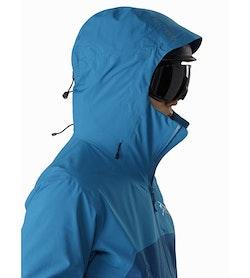 Rush IS Jacket Achilles Helmet Compatible Hood