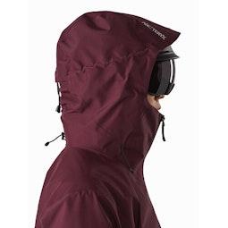 Rush Jacket Alchemist Helmet Compatible Hood