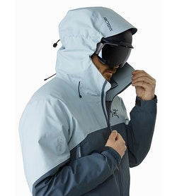 Rush Jacket Cyborg Helmet Compatible Hood