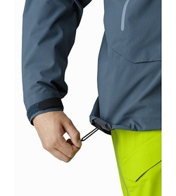 Rush Jacket Cyborg Hem Adjuster
