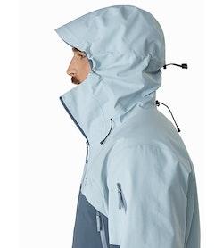 Rush Jacket Cyborg Hood