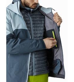 Rush Jacket Cyborg Internal Security Pocket
