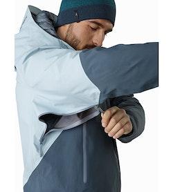 Rush Jacket Cyborg Pit Zip