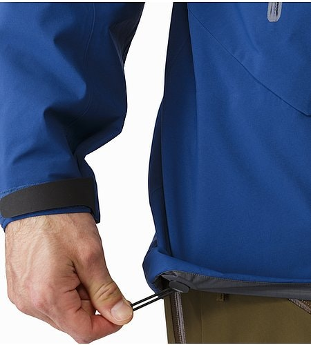Rush Jacket Lode Star Cohaesive™ Hem Adjuster