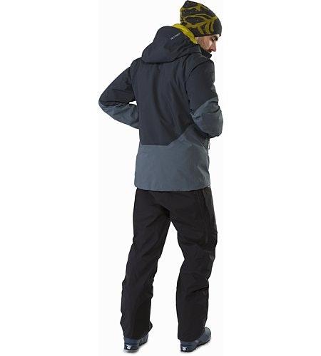 Rush Jacket Mintaka Rückansicht