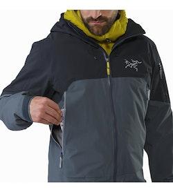 Rush Jacket Mintaka Hand Pocket