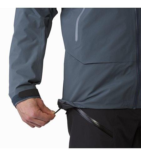 Rush Jacket Mintaka Saumanpassung