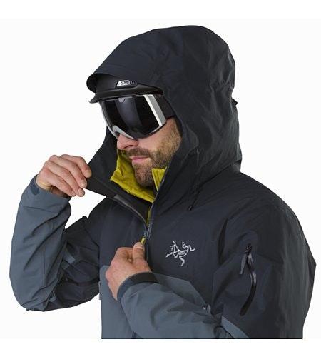 Rush Jacket Mintaka Kapuze Oben