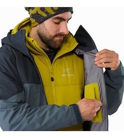 Rush Jacket Mintaka Internal Security Pocket