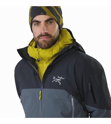 Rush Jacket Mintaka Offener Kragen