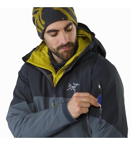 Rush Jacket Mintaka Ärmeltasche