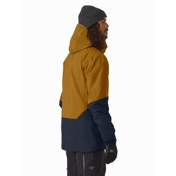 Rush Jacket ReBird Kingfisher Sundance Back View