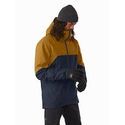 Rush Jacket ReBird Kingfisher Sundance Front View