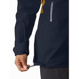 Rush Jacket ReBird Kingfisher Sundance Hem Adjuster