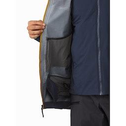 Rush Jacket ReBird Kingfisher Sundance Internal Dump Pocket