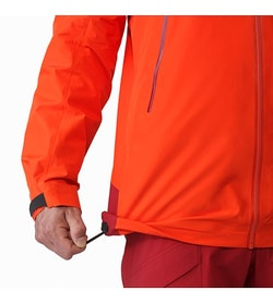 Rush LT Jacket Firecracker Hem Adjuster