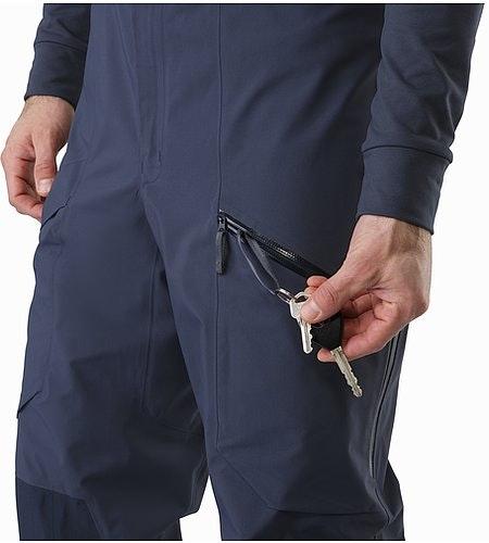 Rush LT Pant Nighthawk Key Clip Thigh Pocket