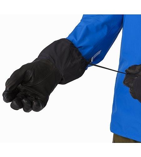 Rush SV Glove Black Manschettenzugband