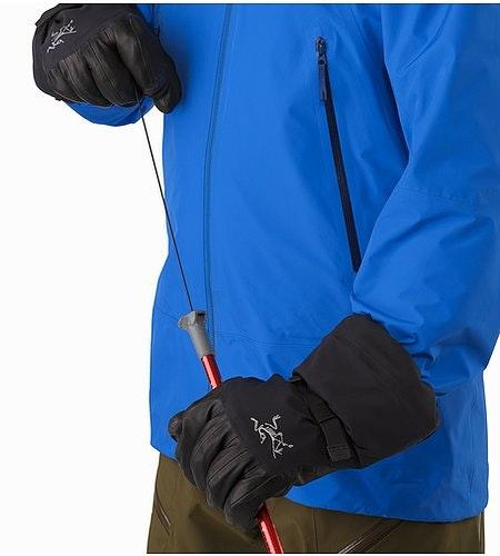 Rush SV Glove Black Fingerfertigkeit