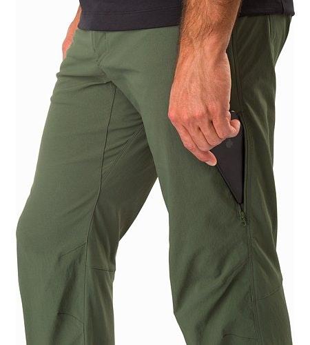 Russet Pant Larix Thigh Pocket