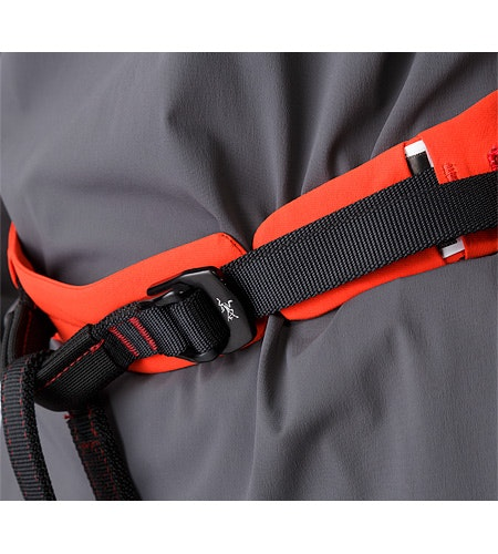 SL-340 Harness Magma Waist Buckle