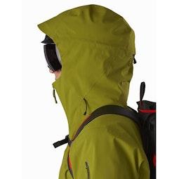 Sabre AR Jacket Elytron Helmet Compatible Hood