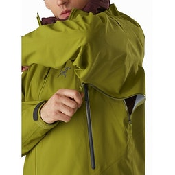 Sabre AR Jacket Elytron Pit Zip