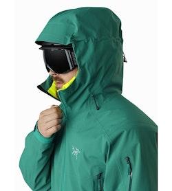 Sabre AR Jacket Yugen Helmet Compatible Hood