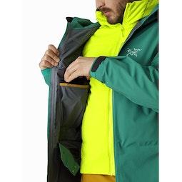 Sabre AR Jacket Yugen Internal Dump Pocket