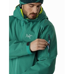 Sabre AR Jacket Yugen Sleeve Pocket