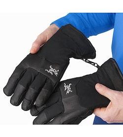 Sabre Glove Black Clips