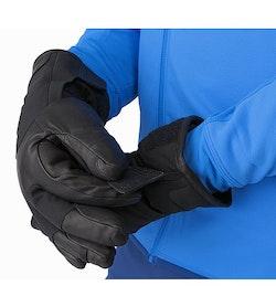 Sabre Glove Black Cuff