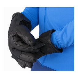 Sabre Glove Black Cuff