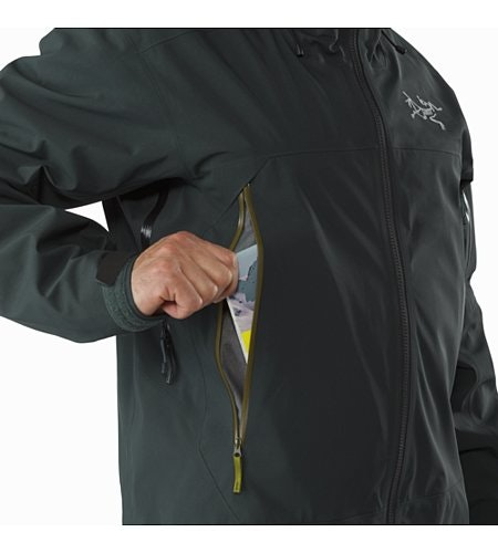Sabre Jacket Orion Hand Pocket
