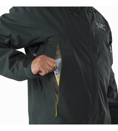 Sabre Jacket Orion Hand Pocket