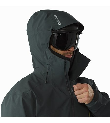 Sabre Jacket Orion Helmet Compatible Hood