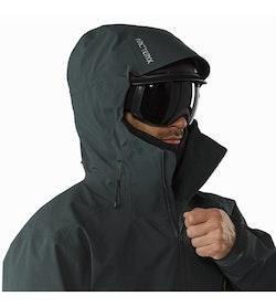 Sabre Jacket Orion Helmet Compatible Hood