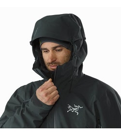 Sabre Jacket Orion Hood Front View
