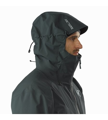 Sabre Jacket Orion Hood Up