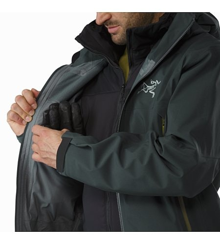 Sabre Jacket Orion Internal Dump Pocket